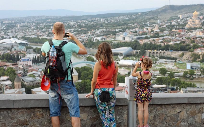 Власти Грузии: Отток туристов из России компенсирован ростом турпотока из других стран