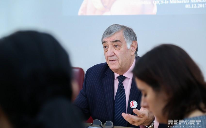 Azərbaycanda İİV virusuna yoluxanların sayı açıqlanıb