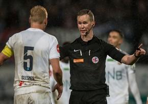 Slovakiya – Azərbaycan matçının hakimləri açıqlandı