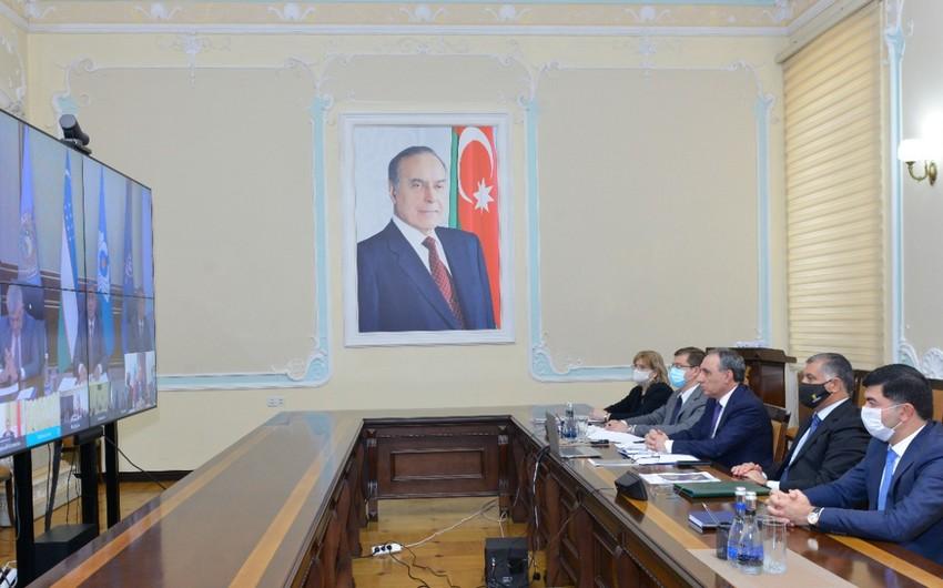 В формате видеоконференцсвязи состоялось заседание генпрокуроров СНГ