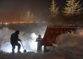 В Испании три человека погибли из-за самой сильной за полвека бури