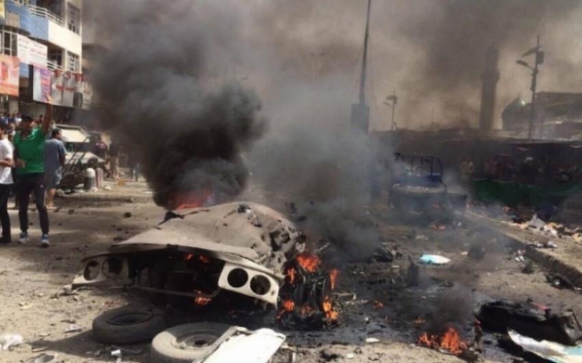 İraqda terror aktı nəticəsində iki hərbçi həlak olub