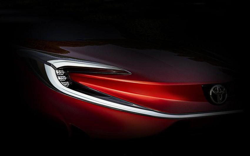 """""""Toyota"""" yeni elektrikli avtomobilini təqdim edəcək"""