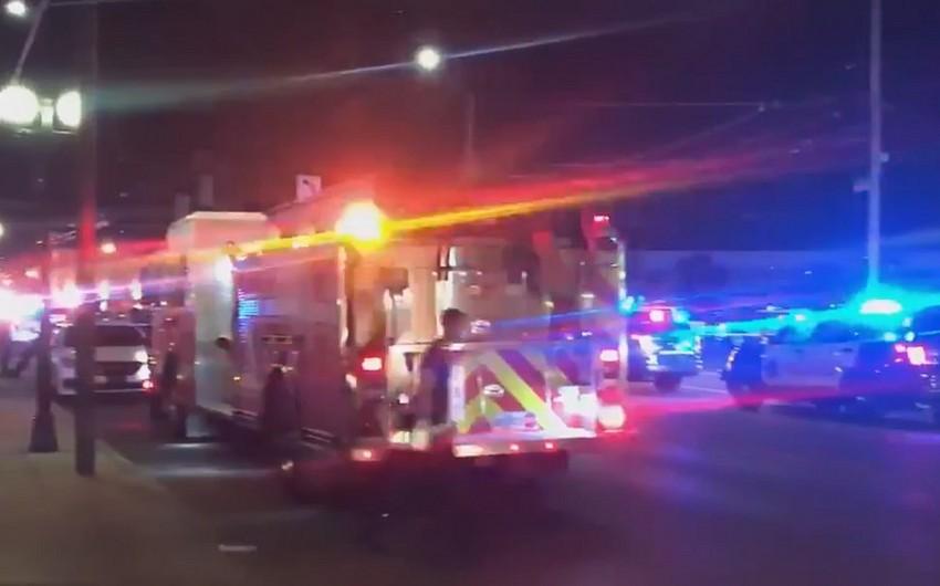 ABŞ-da atışma nəticəsində iki nəfər ölüb - VİDEO