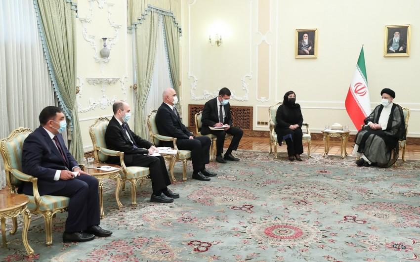İranın yeni prezidenti  -