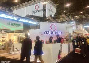 Azerbaijan represented in international food exhibition in Paris - PHOTO
