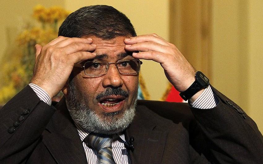 Misir prokurorluğu sabiq prezident Mursinin edam olunmasını tələb edib