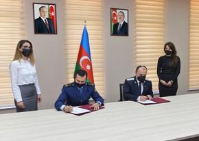 İki dövlət qurumunun Tədris Mərkəzləri arasında əməkdaşlıq memorandumu imzalandı