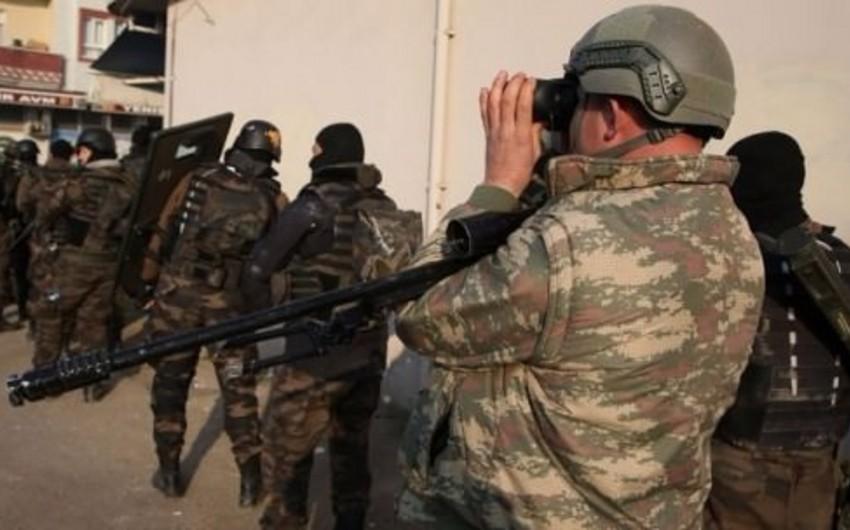 Türkiyədə antiterror əməliyyatlarında 60 terrorçu öldürülüb