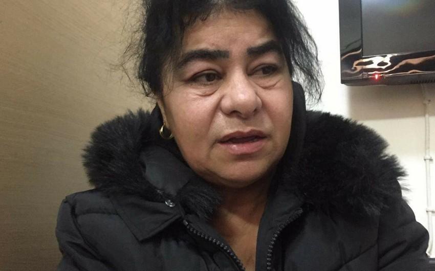 Бакинская полиция нашла женщину, которую в соцсетях обвинили в хищении детей - ФОТО