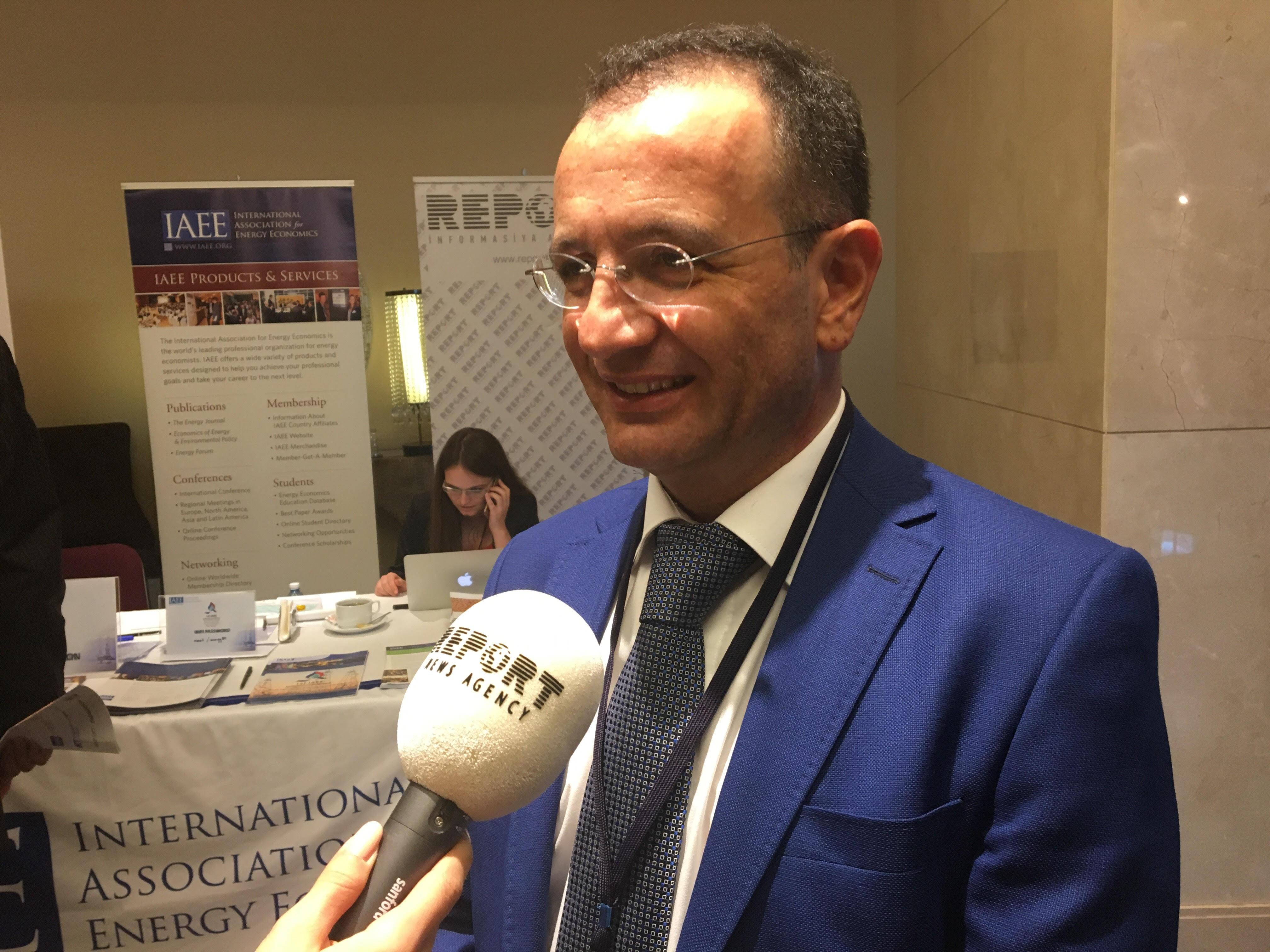 Gürkan Kumbaroğlu: Türk axını və TANAP bir-birini tamamlayan layihələrdir