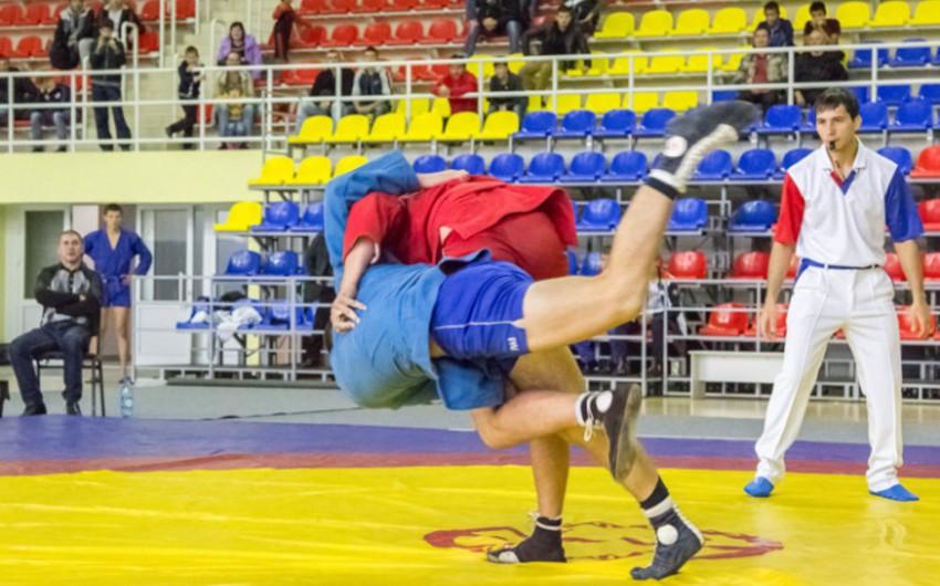 Амиль Гасымов стал чемпионом мира по самбо