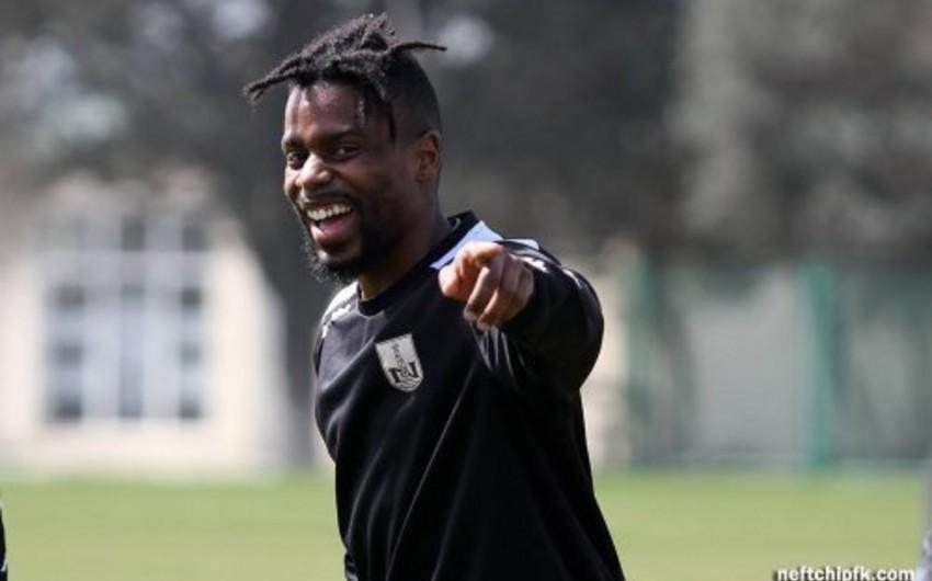 Haitili legioneri: Deyərdim ki, hazırda Azərbaycan futbolu inkişafdadır
