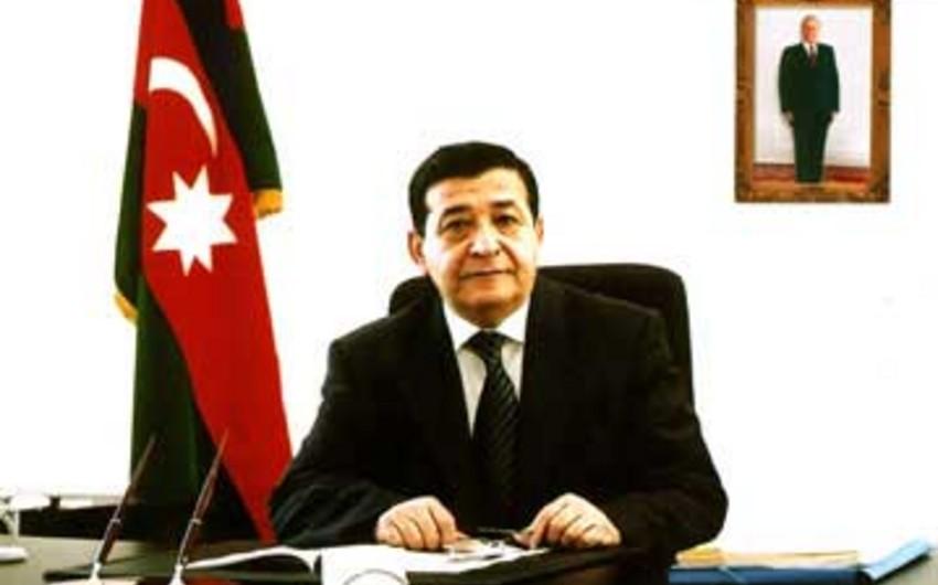Али Гараханов награжден орденом Шохрат