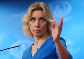 Zakharova: Russia's position on Karabakh conflict is consistent