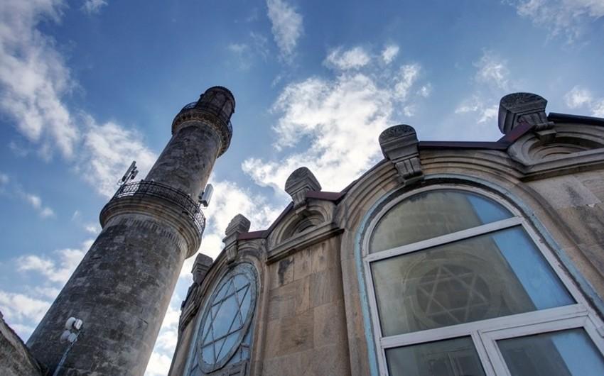 За счет личных средств президента Ильхама Алиева восстановлена мечеть Мухтарова во Владикавказе