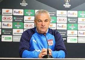 Sivasspor Qarabağla matçda qapıçılar üçün futbolçu forması hazırlayıb