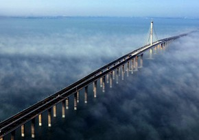 China achieves world's first in bridge construction