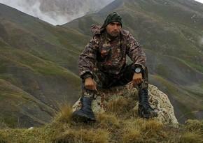 Murov dağı fəth edən xüsusi təyinatlı şəhid kapitan