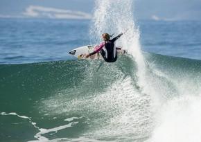 Brazilian surfer Maya Gabeira breaks own world record