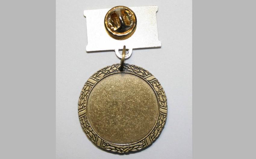 Azərbaycanda yeni medallartəsis edilir