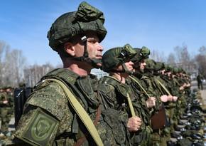 KİV: Ukrayna, Gürcüstan və Moldova hərbi ittifaq yaradır