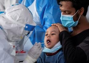 ÜST: Bir gündə 230 mindən çox yeni yoluxma aşkarlandı