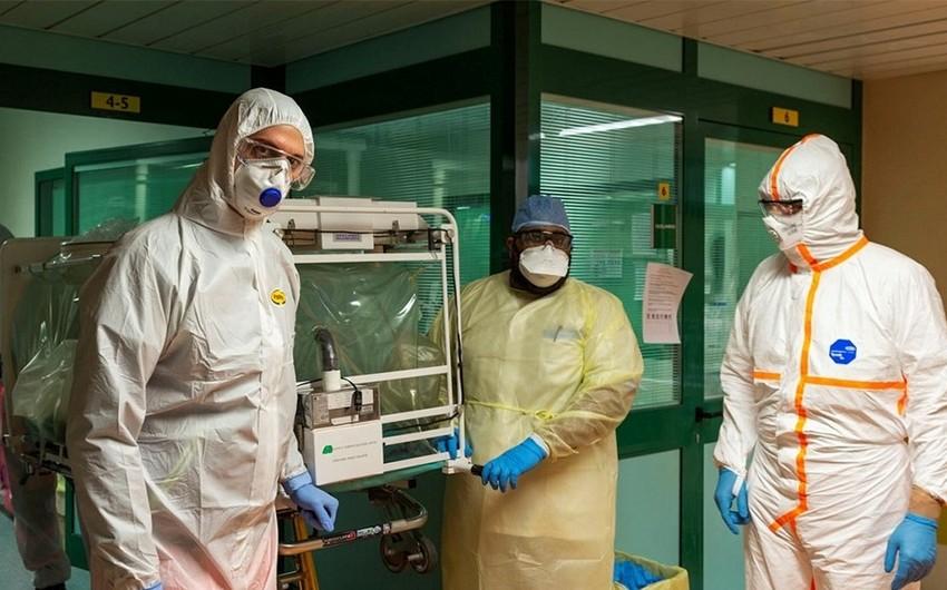 Gürcüstanda 72 tibb işçisi koronavirusa yoluxub