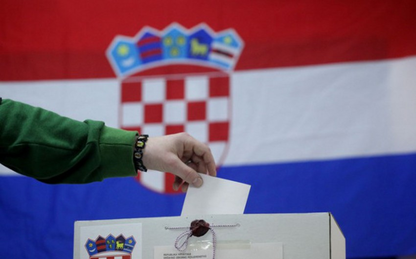 Xorvatiyada prezident seçkilərinin II turuna start verilib