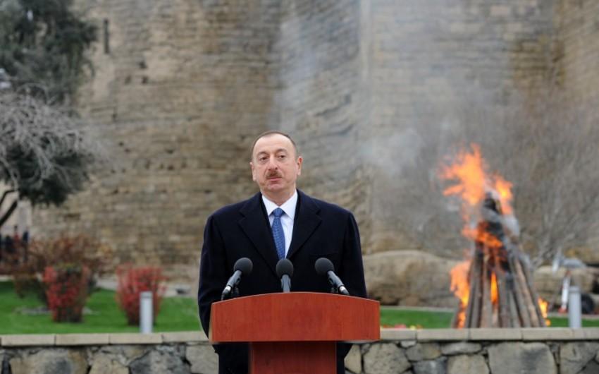 İlham Əliyev: Bu gün bəzi xarici dairələr Azərbaycana qarşı açıq kampaniya aparırlar