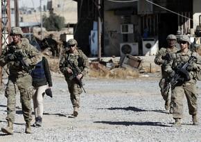 Koalisiya Suriyada ABŞ hərbçilərinin yaralanması xəbərinə aydınlıq gətirdi