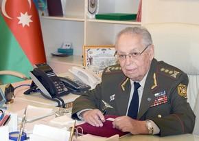 İstefada olan general-polkovnik vəfat edib