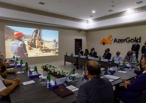 """""""AzerGold"""" dövlətə ilk dəfə dividend ödəyəcək"""