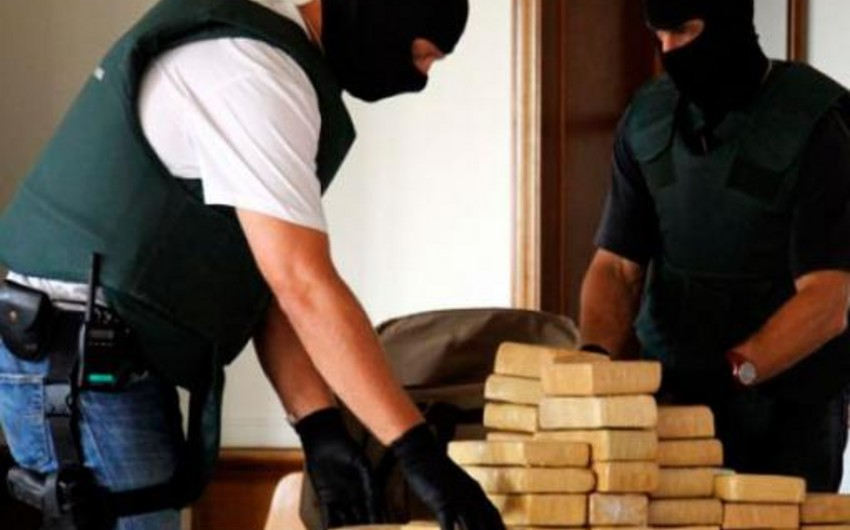 İndoneziya polisi 2016-cı ildə 3,7 ton narkotik müsadirə edib