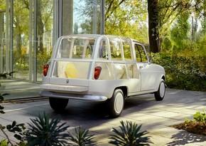 Renault превратил автомобиль в гостиничный номер