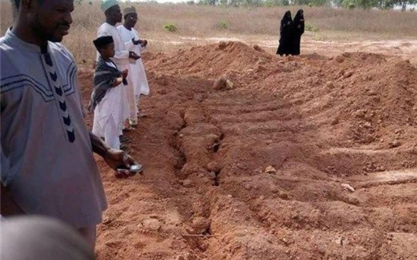 Amnesty International: Nigeriya ordusu 350 nəfəri öldürərək gizli dəfn edib