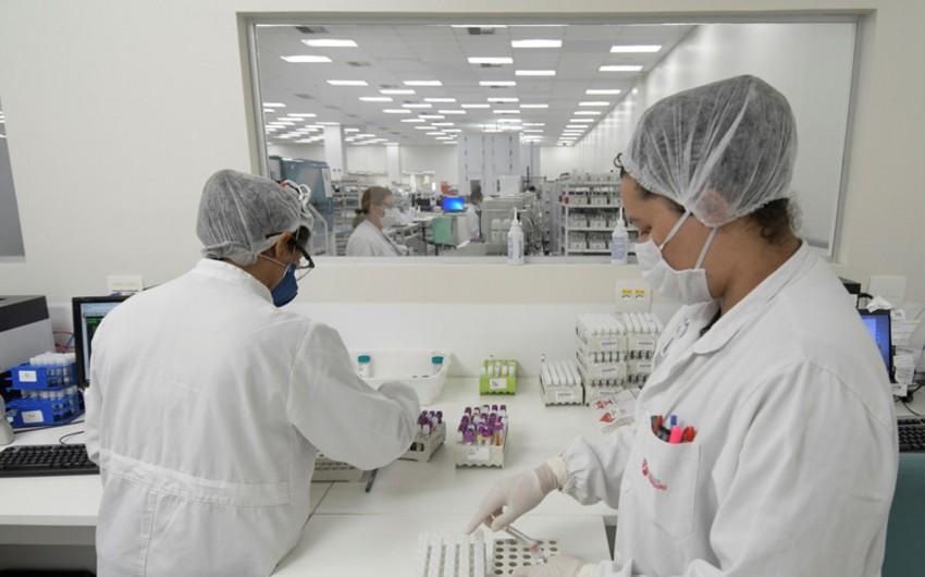 Braziliyada on minlərlə insanda koronavirus aşkarlandı