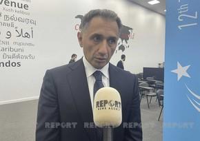 Рашад Набиев: До сегодняшнего дня по БТК перевезено 1,3 млн тонн грузов