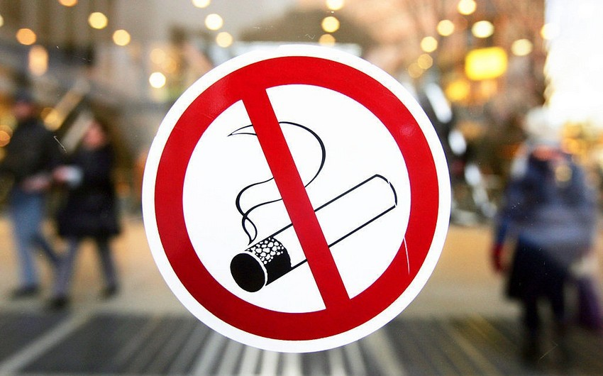 Милли Меджлис принял закон о запрете на курение в общественных местах в первом чтении