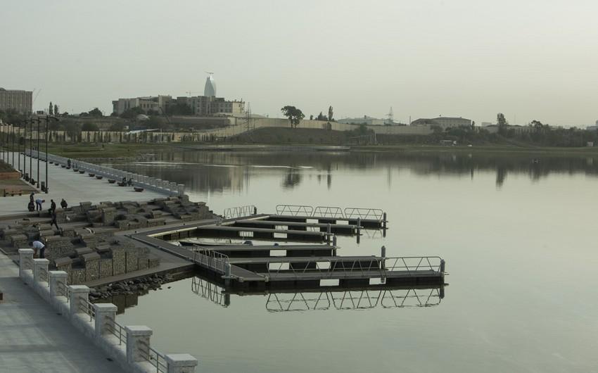 Министерство экономики больше не будет заниматься реабилитацией озера Беюкшор