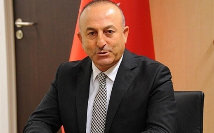 Türkiyə XİN başçısı: Ərdoğan avqustda Putinlə görüşməyə hazırdır