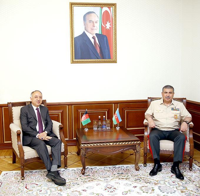 Zakir Həsənov və Amanullah Ceyhun