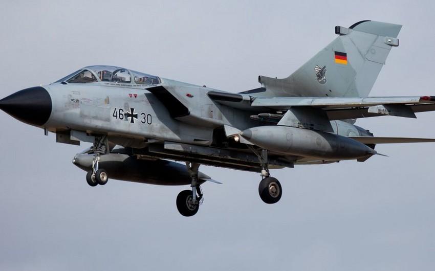 Almaniya Hərbi Hava Qüvvələri İŞİD-ə qarşı mübarizəni gücləndirirlər