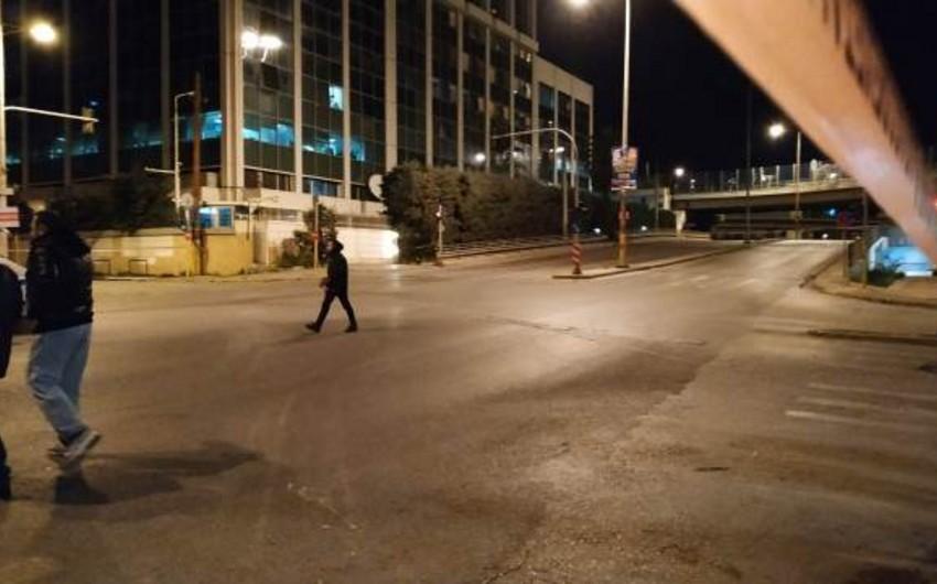 Мощный взрыв прогремел у здания телеканала в Греции