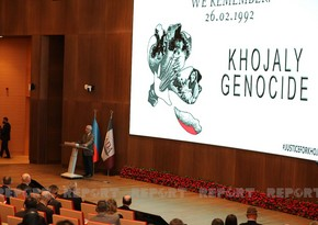 Conference on 29th anniversary of Khojaly tragedy held at ADA University