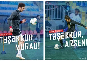 Üç futbolçunun Səbaildən ayrılması rəsmiləşdi