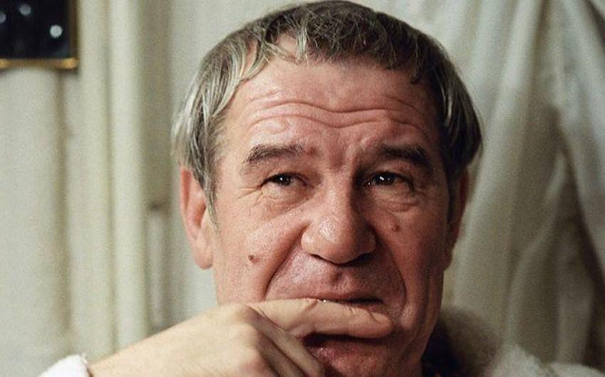 Rusiyalı aktyor Vitali Şapovalov vəfat edib