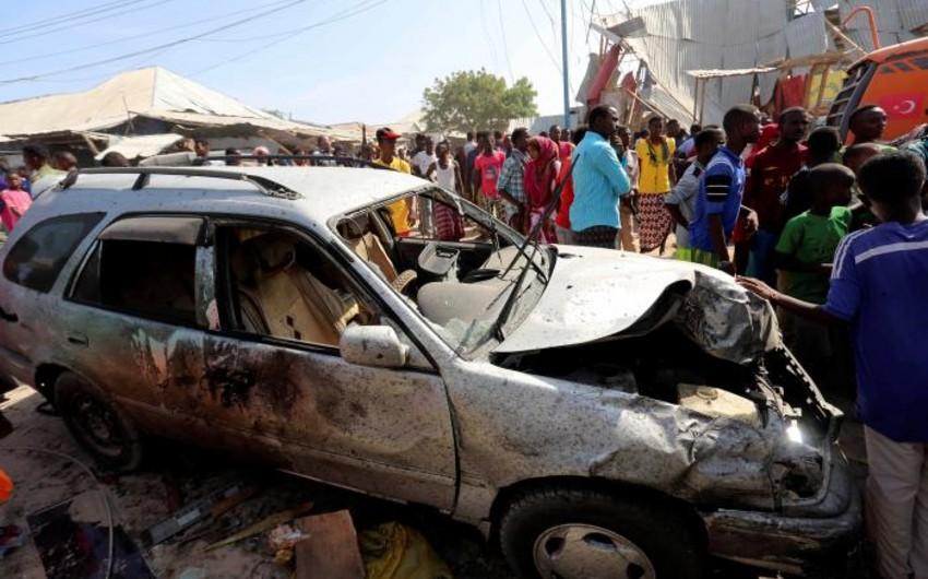 Somalidə terror aktı nəticəsində 20 nəfər ölüb