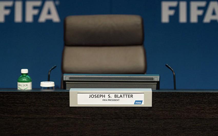 Yozef Blatter futbol fəaliyyətindən kənarlaşdırılmasına dair apelyasiya şikayəti verməyəcək