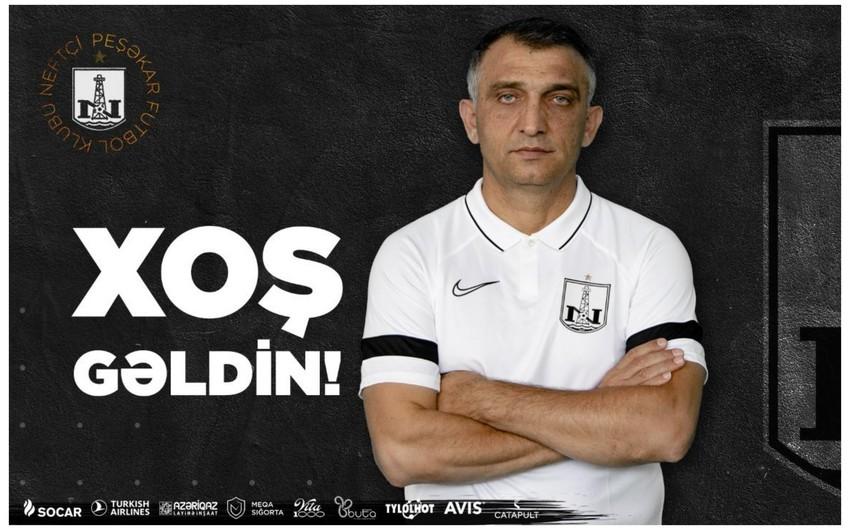 Neftçi Futbol Akademiyasında yeni təyinat